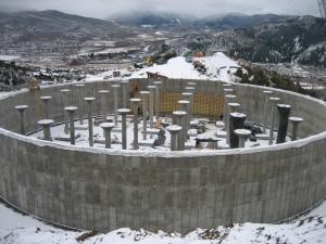 Cordillera Water Storage Tank
